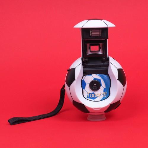 Fotoaparatas - kamuolys